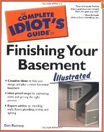 TheCompleteIdiotsGuideToFinishingYourBasementIllustrated